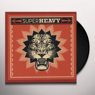 SUPERHEAVY Vinyl Record