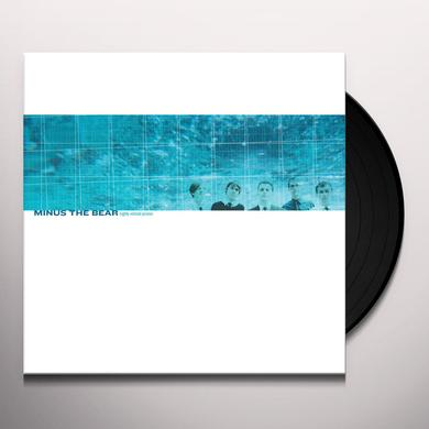 Minus The Bear HIGHLY REFINED PIRATES Vinyl Record