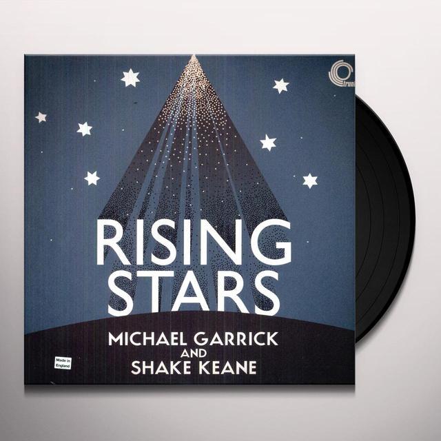 Michael Garrick / Shake Keane RISING STARS Vinyl Record