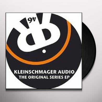 Kleinschmager Audio ORIGINAL SERIES Vinyl Record