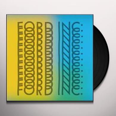 Ford Inc SATIRE / DELIRIUM (EP) Vinyl Record