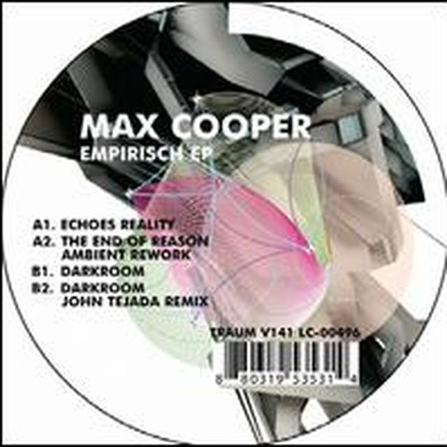 Max Cooper EMPIRISCH Vinyl Record