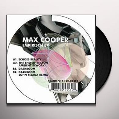 Max Cooper EMPIRISCH (EP) Vinyl Record