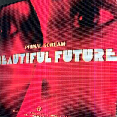 Primal Scream BEAUTIFUL FUTURE (LTD) (Vinyl)