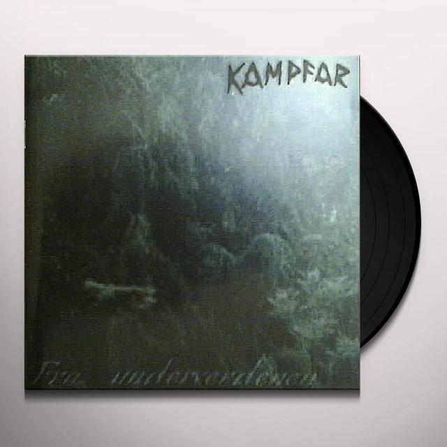Kampfar FRA UNDERVERDENEN Vinyl Record