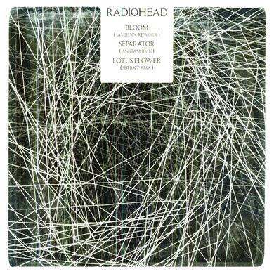 RADIOHEAD REMIXES / BLOOM / SEPARATOR / LOTUS FLOW Vinyl Record