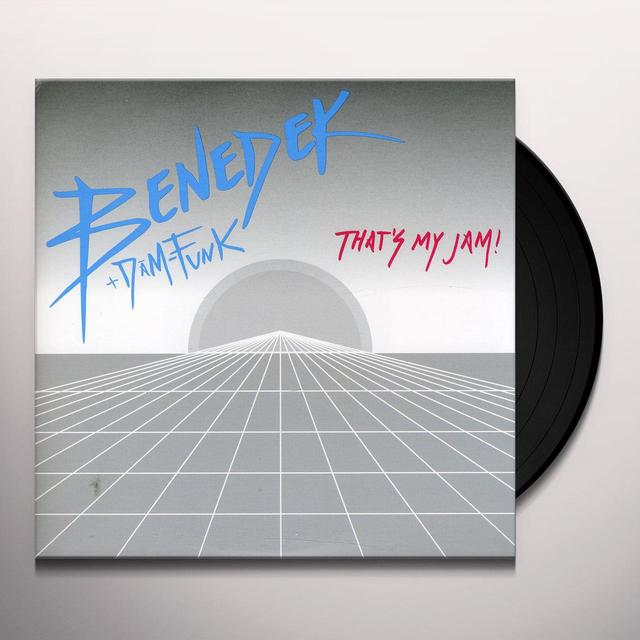 Benedek THAT'S MY JAM Vinyl Record - Digital Download Included