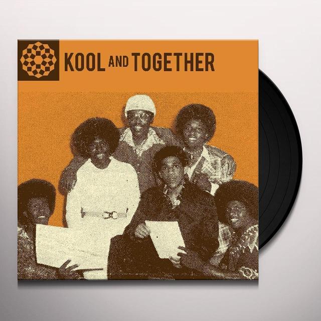 Kool & Together ORIGINAL RECORDINGS 1970-77 Vinyl Record