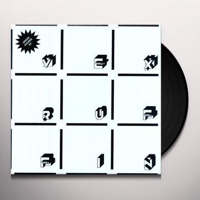 Vex Ruffin CRASH COURSE Vinyl Record