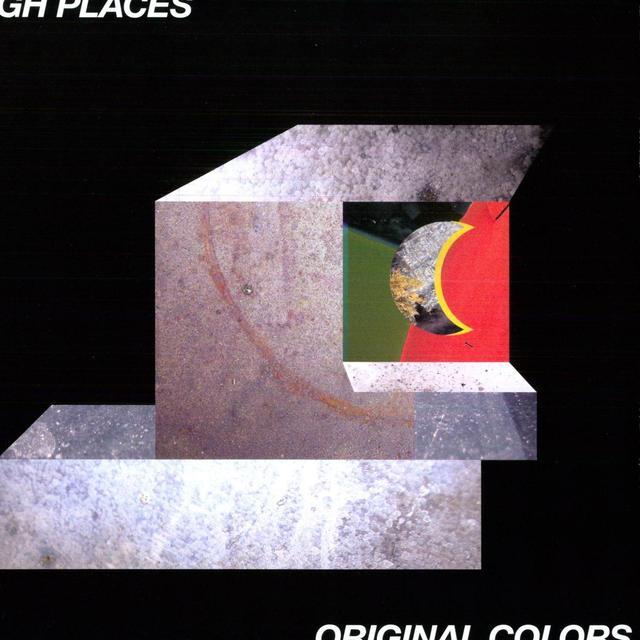 High Places ORIGINAL COLORS Vinyl Record