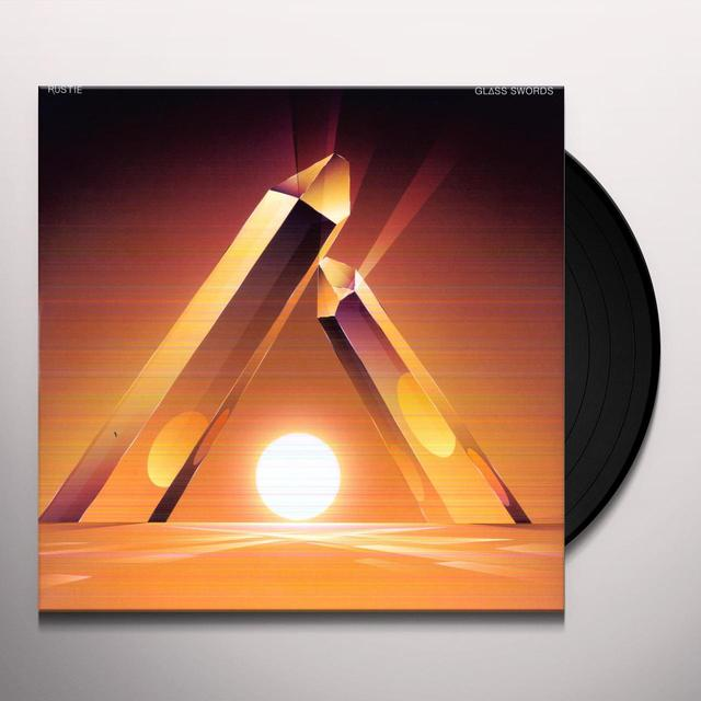 Rustie GLASS SWORDS Vinyl Record