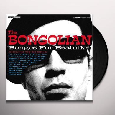 The Bongolian BONGOS FOR BEATNIKS Vinyl Record