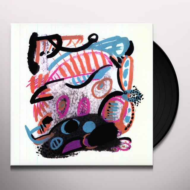 Future Islands ON THE WATER Vinyl Record