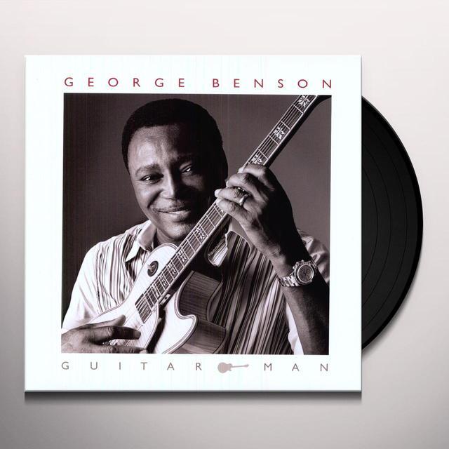 George Benson GUITAR MAN Vinyl Record