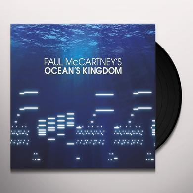 Paul Mccartney OCEAN'S KINGDOM Vinyl Record
