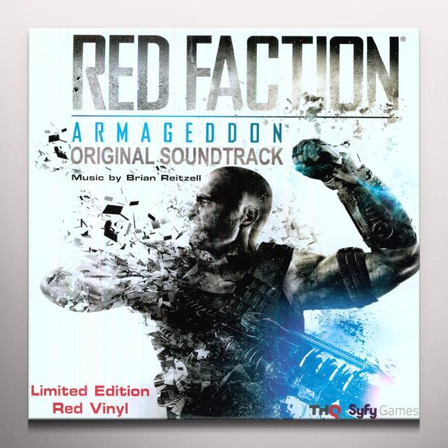 Red Faction Armageddon / Game O.S.T. (Ltd) (Colv) RED FACTION ARMAGEDDON / GAME O.S.T. Vinyl Record