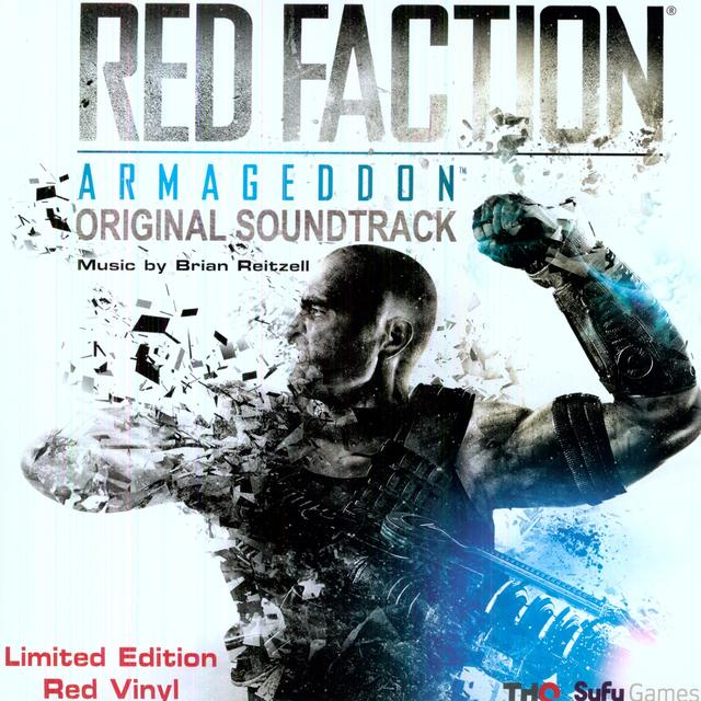 Red Faction Armageddon / Game O.S.T. (Ltd) (Colv) RED FACTION ARMAGEDDON / GAME O.S.T. Vinyl Record - Colored Vinyl, Limited Edition