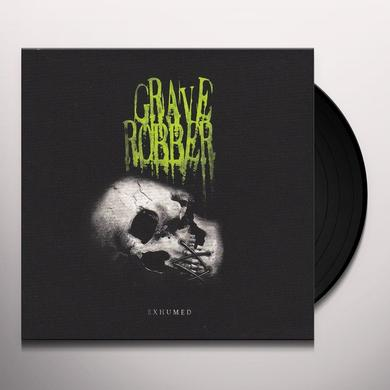 Grave Robber EXHUMED Vinyl Record - Limited Edition