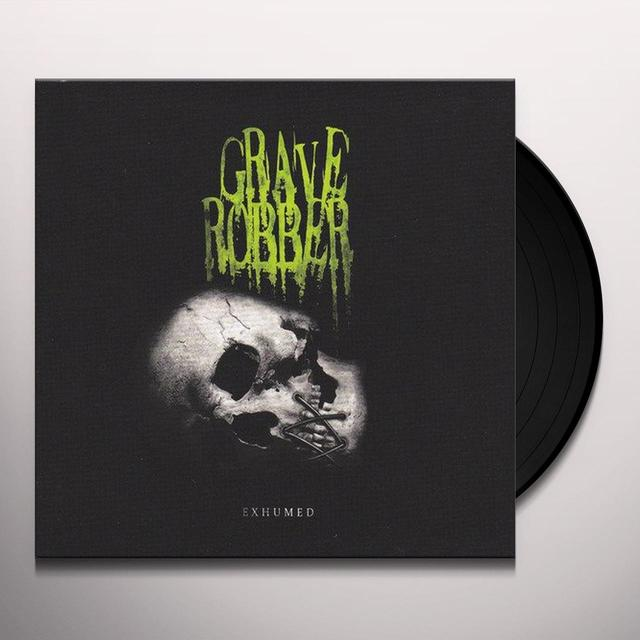 Grave Robber EXHUMED Vinyl Record