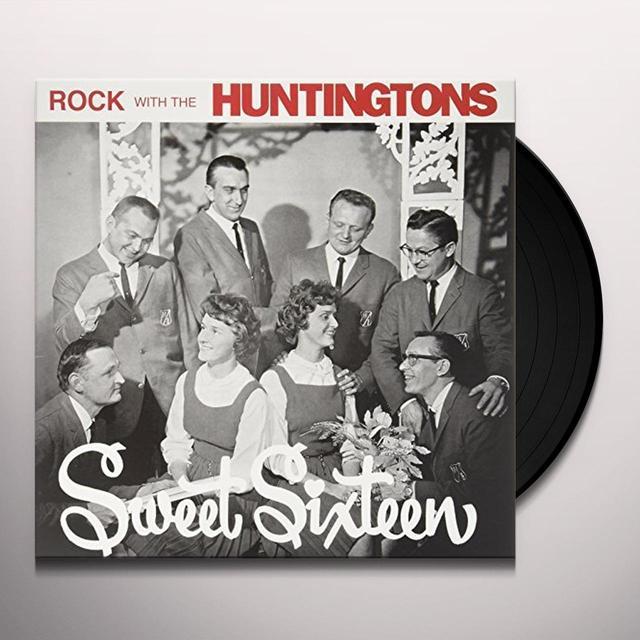 Huntingtons SWEET SIXTEEN Vinyl Record - Limited Edition