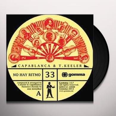 Capablanca / T. Keeler NO HAY RITMO Vinyl Record