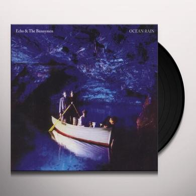 Echo & the Bunnymen OCEAN RAIN Vinyl Record - Reissue