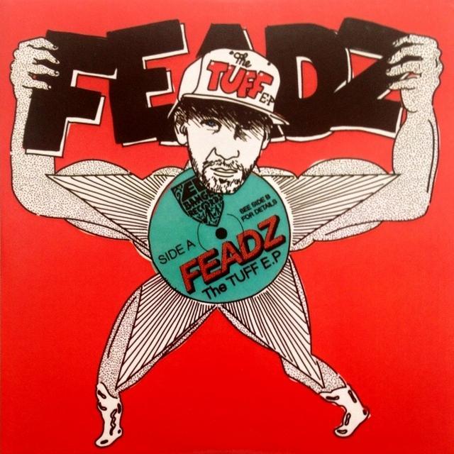 Feadz TUFF Vinyl Record