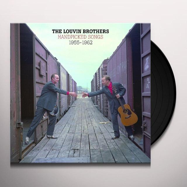 Louvin Brothers HANDPICKED SONGS 1955-1962 Vinyl Record