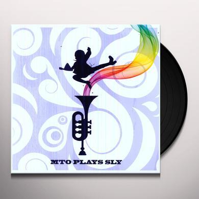 Steven Bernstein MTO PLAYS SLY Vinyl Record