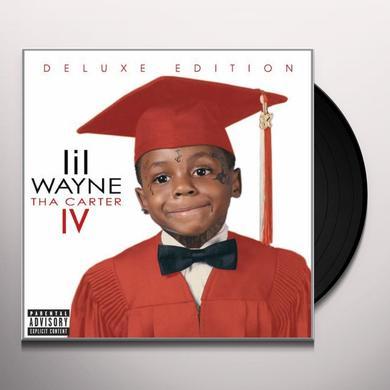 Lil Wayne THA CARTER IV Vinyl Record