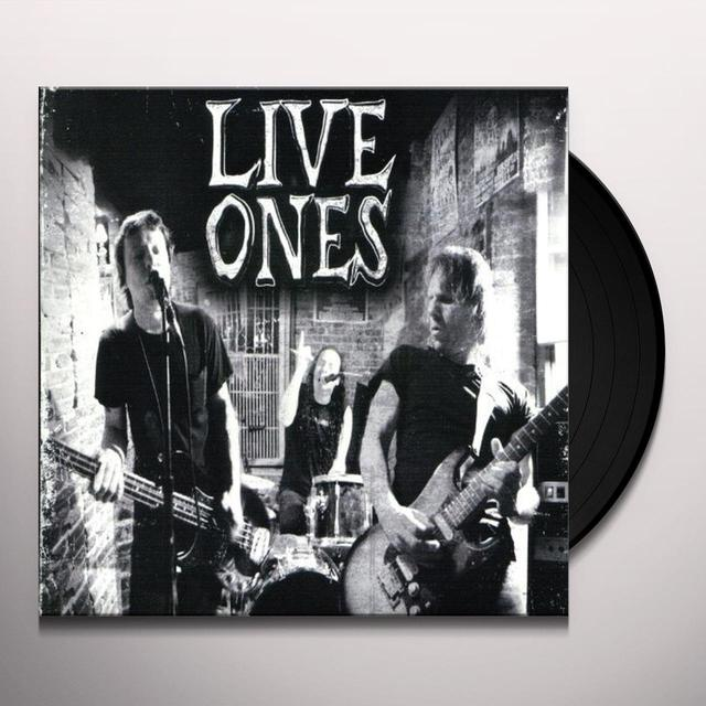 Live Ones YER QUITE WELCOME Vinyl Record