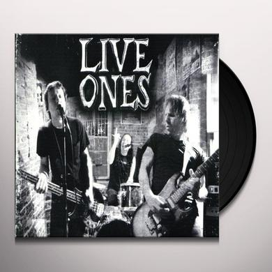 Live Ones YER QUITE WELCOME Vinyl Record - Limited Edition, 180 Gram Pressing