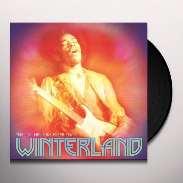 Jimi Hendrix WINTERLAND BOX  (BOX) Vinyl Record - 180 Gram Pressing