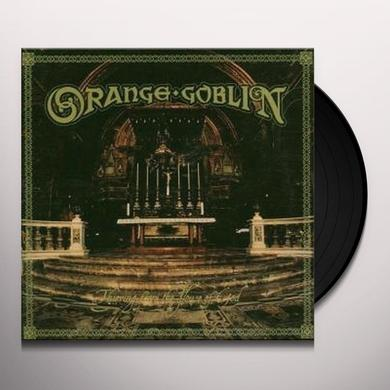 Orange Goblin THIEVING FROM THE HOUSE OF GOD Vinyl Record