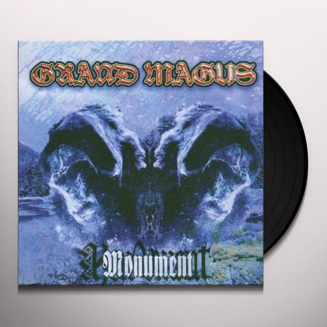 Grand Magus MONUMENT (Vinyl)