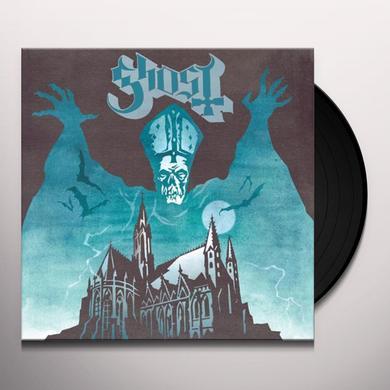 Ghost OPUS EPONYMOUS Vinyl Record