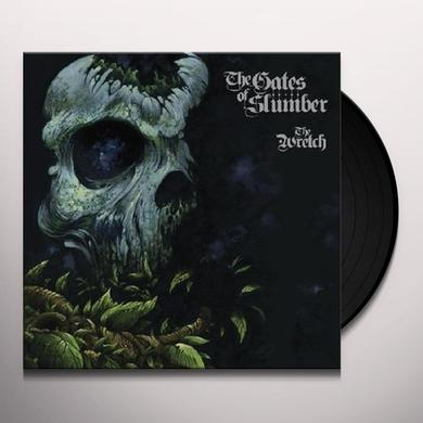 Gates Of Slumber WRETCH Vinyl Record