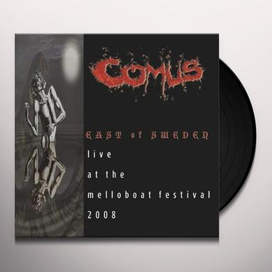 Comus EAST OF SWEDEN Vinyl Record