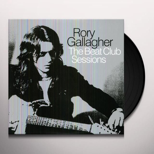 Rory Gallagher BEAT CLUB SESSIONS Vinyl Record