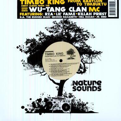 Timbo King FROM BABYLON TO TIMBUKTU Vinyl Record