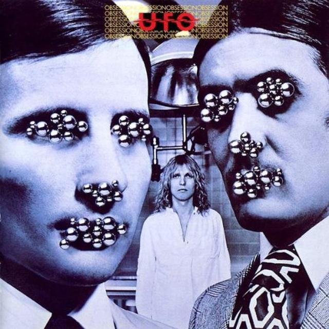 Ufo OBSESSION Vinyl Record