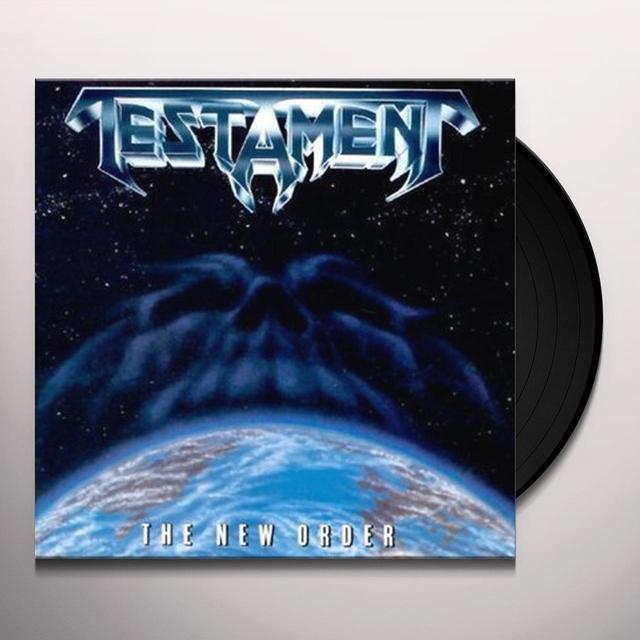 Testament NEW ORDER Vinyl Record