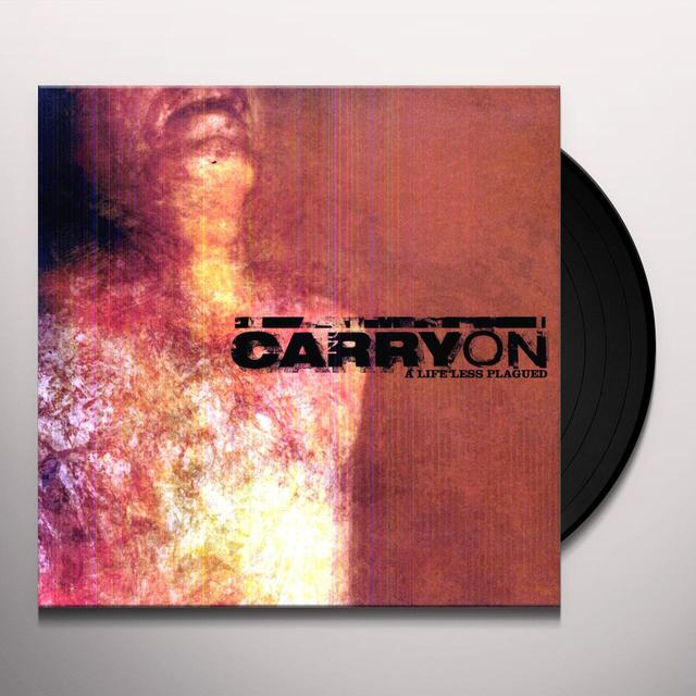 Carry On LIFE LESS PLAGUED Vinyl Record - Anniversary Edition, Reissue