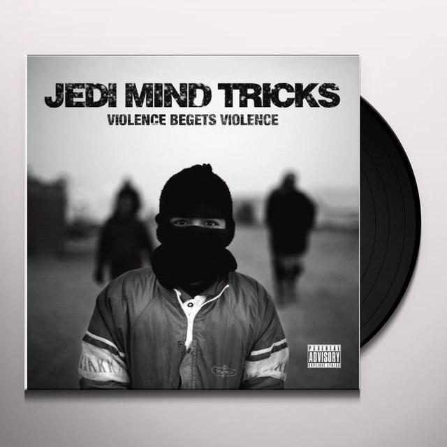 Jedi Mind Tricks VIOLENCE BEGETS VIOLENCE Vinyl Record