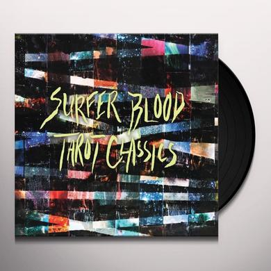 Surfer Blood TAROT CLASSICS Vinyl Record