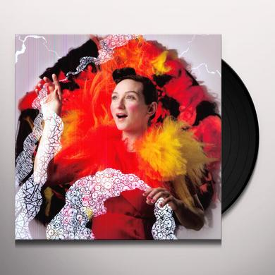 My Brightest Diamond ALL THINGS WILL UNWIND Vinyl Record