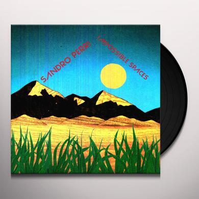 Sandro Perri IMPOSSIBLE SPACES Vinyl Record - 180 Gram Pressing