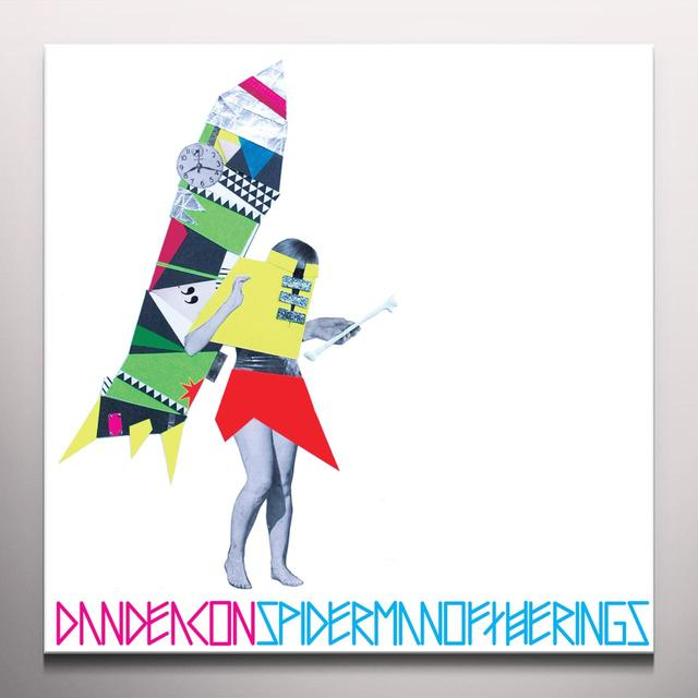 Dan Deacon SPIDERMAN OF THE RINGS Vinyl Record - Colored Vinyl, Digital Download Included