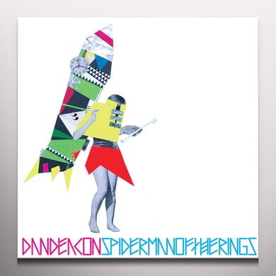 Dan Deacon SPIDERMAN OF THE RINGS Vinyl Record - Colored Vinyl, Digital Download Included