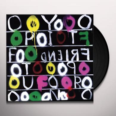 Deerhoof FRIEND OPPORTUNITY Vinyl Record